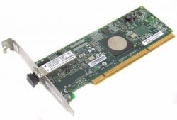 discount obs serverparts fc adapter natapp 2gb 1p fibre pci-x used