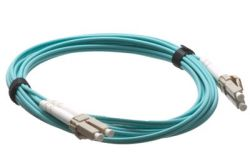 discount serverparts fc cable patchcord optic om3 3m used
