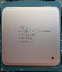 discount serverparts cpu s-2011 xeon e5-2680v2 used